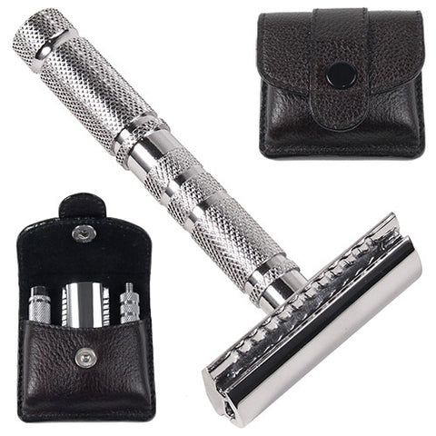 Safety Razor Travel w/case