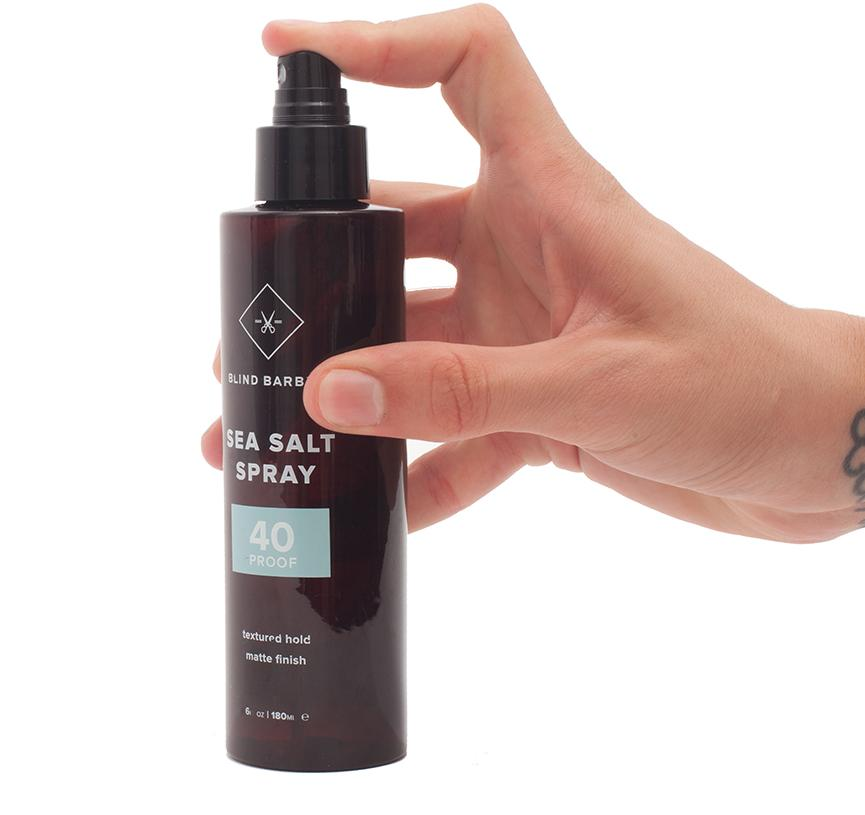 40 Proof Sea Salt Spray