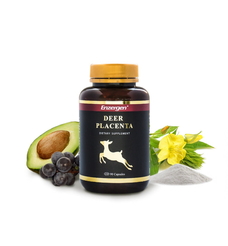 Deer Placenta & PSII + Ha Placenta Serum