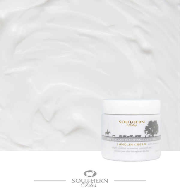 Lanolin Cream - Kiwicorp New Zealand