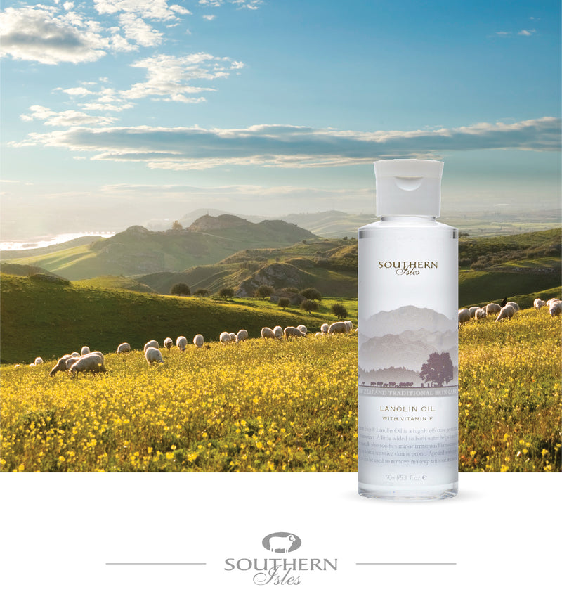 Lanolin Oil - Kiwicorp New Zealand