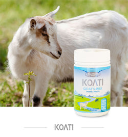 Goat's Milk Chewable Tablets