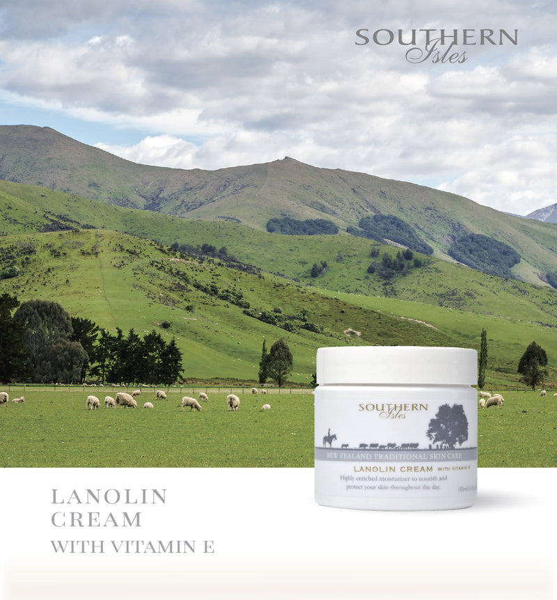 Lanolin Cream - KiwiCorp