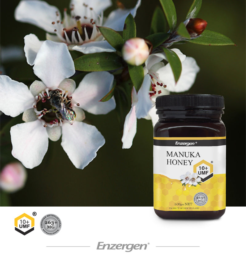 Manuka Honey UMF® 10+ - Kiwicorp New Zealand