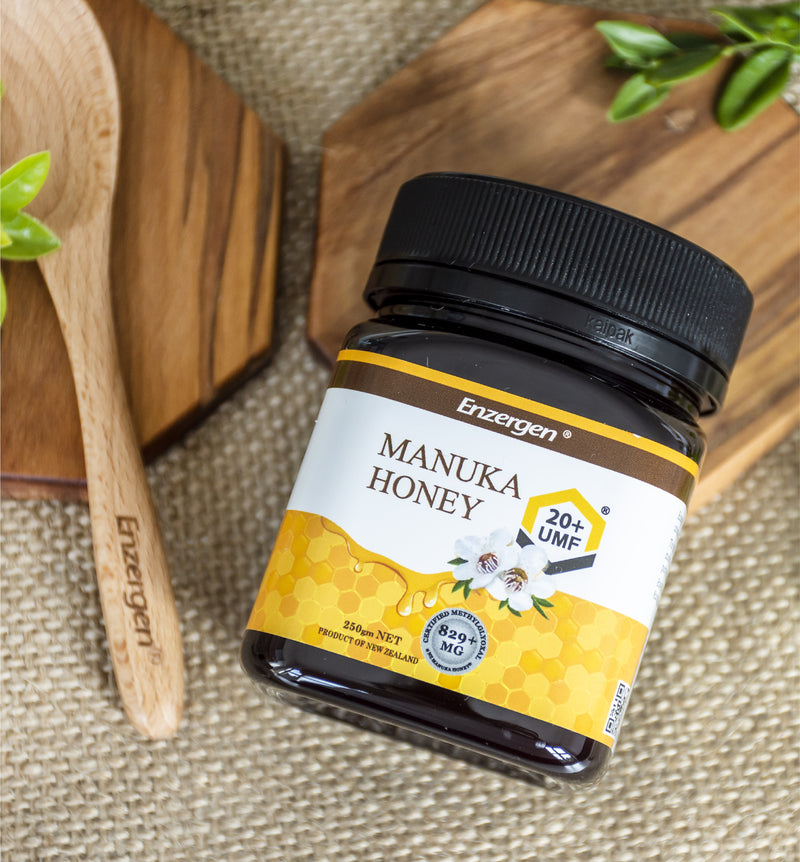 Manuka Honey UMF® 20+ - Kiwicorp New Zealand