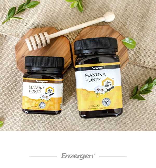 Manuka Honey UMF® 20+ & 10+