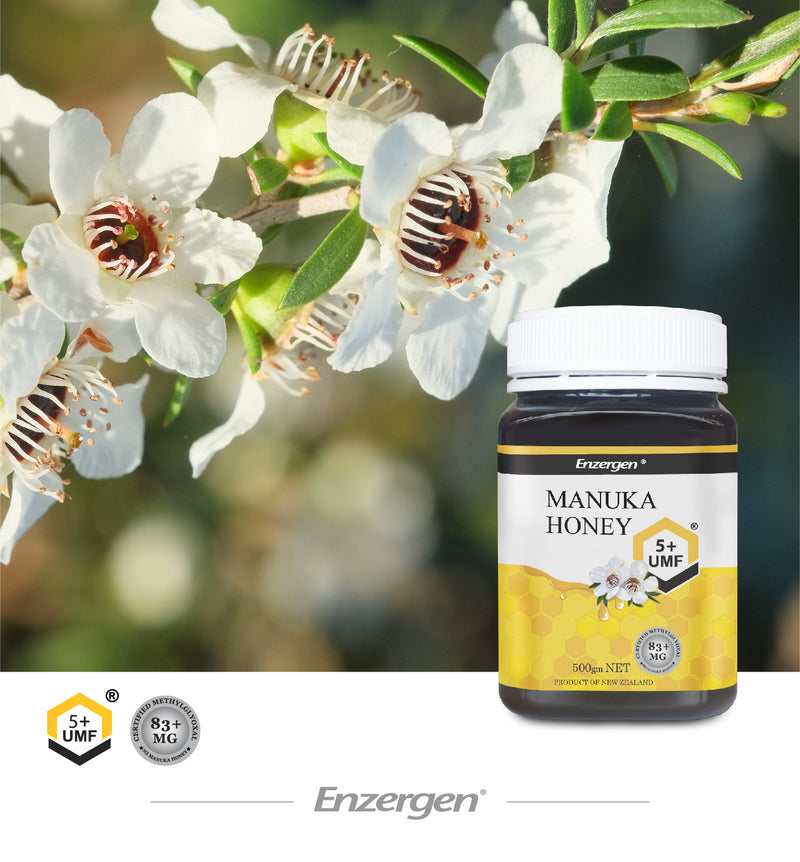 Manuka Honey UMF® 5  - Kiwicorp New Zealand