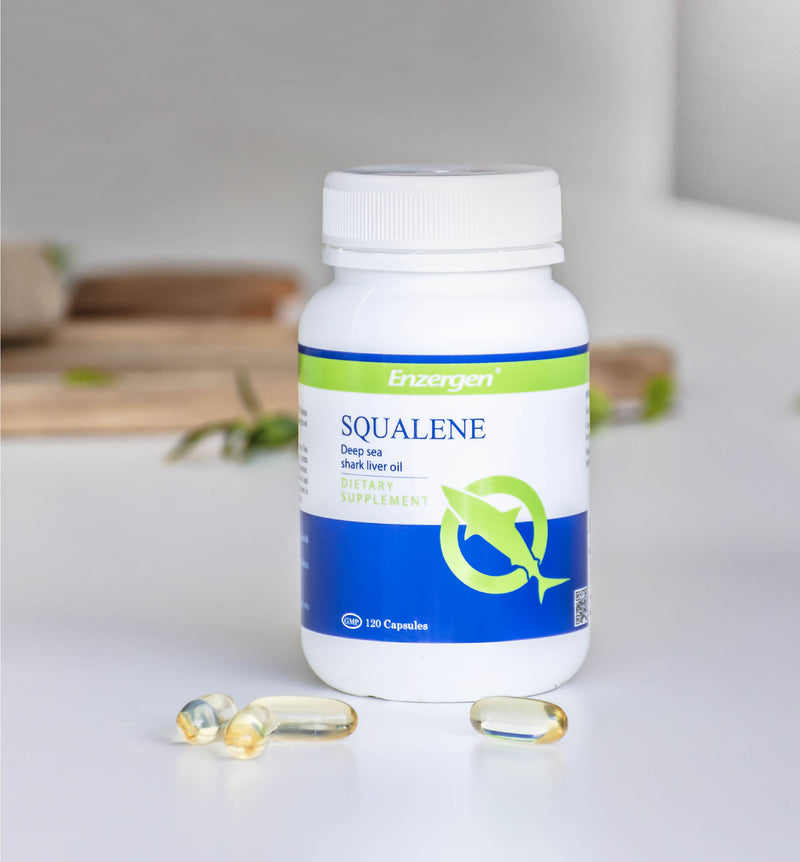 Squalene - Deep sea shark liver oil