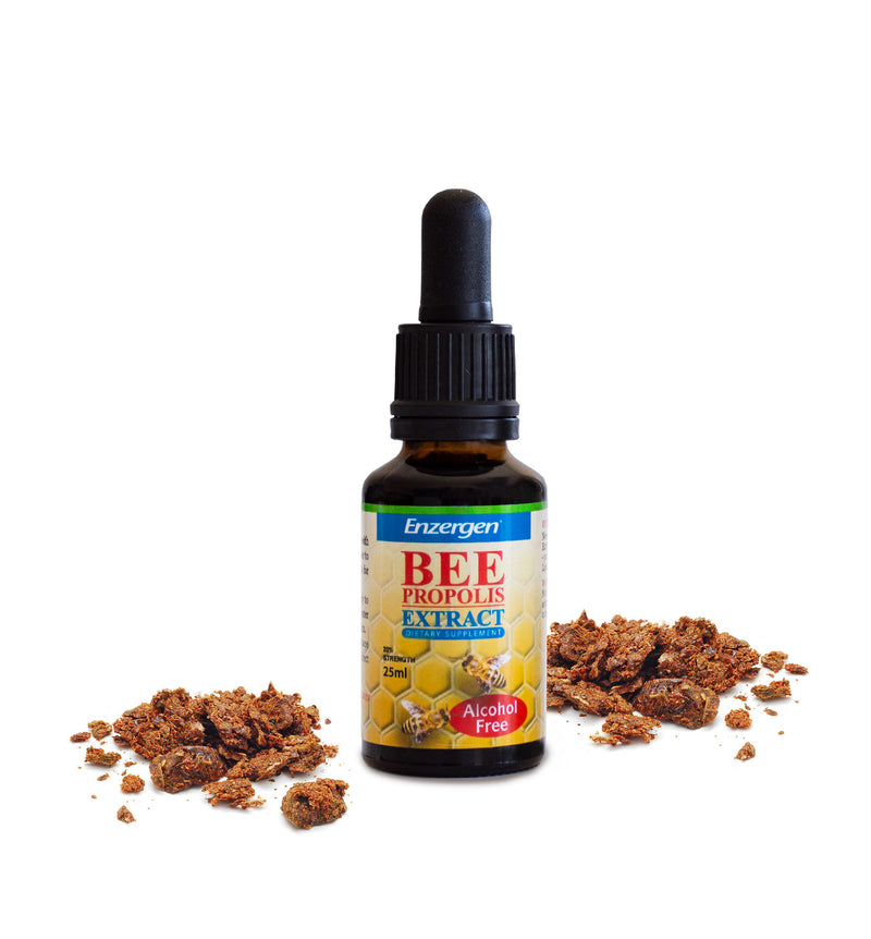 Bee Propolis Extract & Throat Spray (Alcohol Free) - KiwiCorp New Zealand
