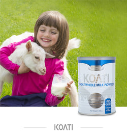 Goat Whole Milk Powder - Kiwicorp New Zealand