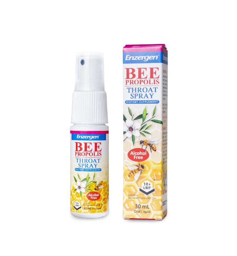 Bee Propolis Throat Spray (Alcohol Free)