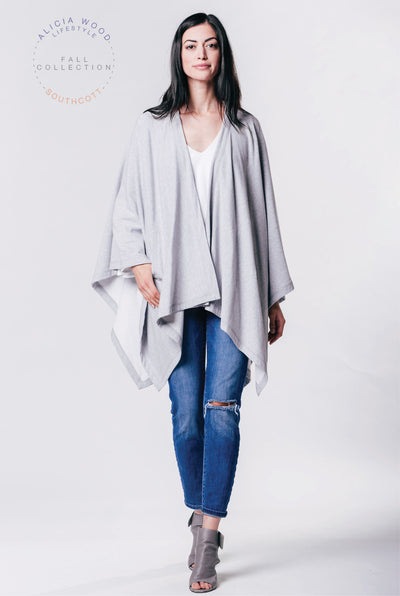 Venice Cape Fleece