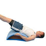 3B Scientific Pilates Half Moon Barrel