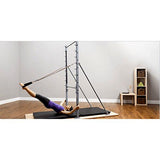 Balanced Body Guillotine Reformer Pilates Tower with Base