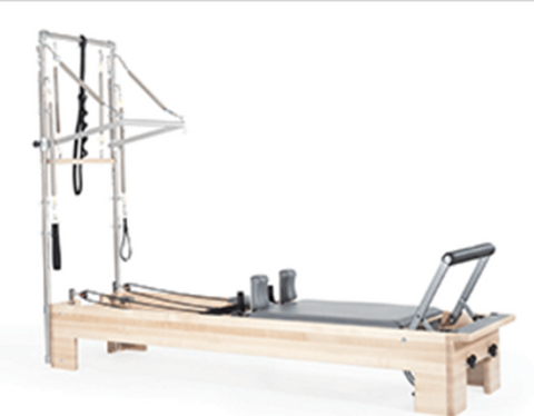 Balanced Body Reformer Trapeze Pilates Combo Swing with Tower_01