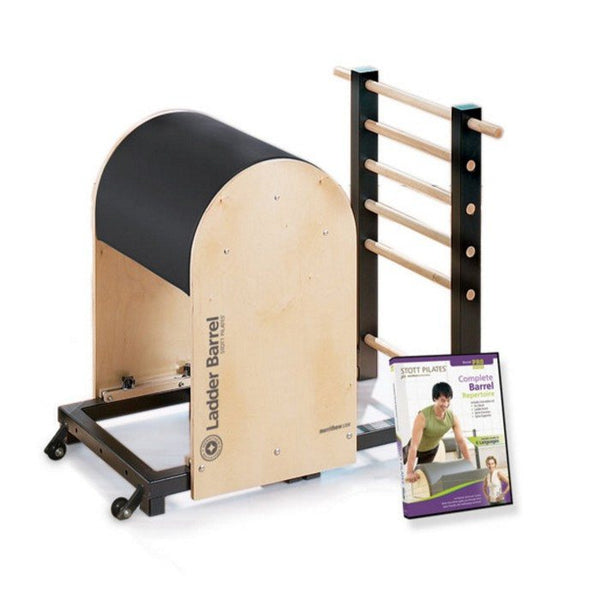Merrithew Ladder Barrel & Complete Barrel Repertoire DVD (Combo), Stott Pilates