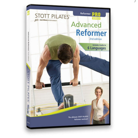 Merrithew Advanced Reformer DVD, Stott Pilates