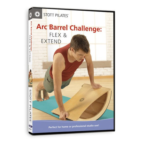 Merrithew Arc Barrel Challenge: Flex & Extend DVD, Stott Pilates