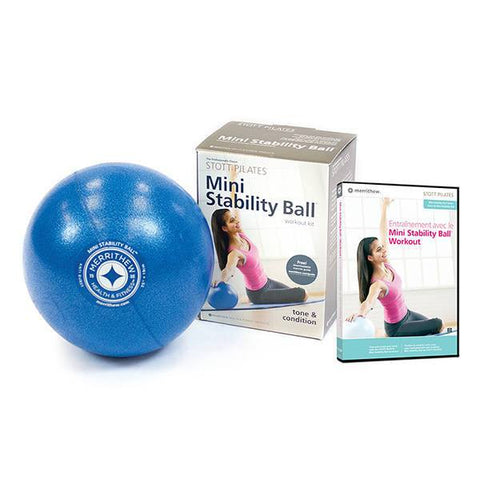 Merrithew Mini Stability Ball™ Kit, Stott Pilates
