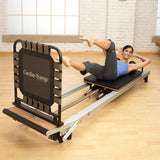 Cardio Tramp Rebounder for Pilates DVD, Stott Pilates