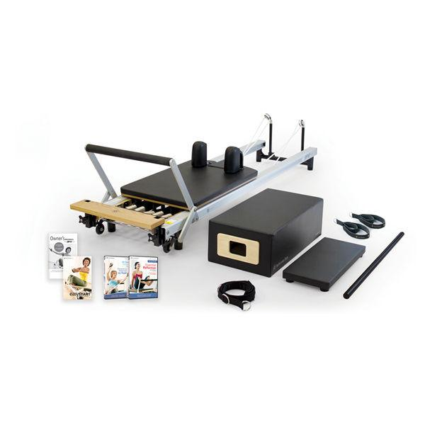 Merrithew At Home SPX Reformer Plus Package, Stott Pilates, Stott Reformer