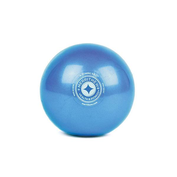 Merrithew Toning Ball™ 2 lbs (Blue), Stott Pilates