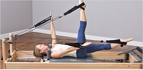 Reformer,Balanced Body,Balanced Body Konnector® Reformer,[product_sku],Pilates Flex Equipment - Pilates Flex Equipment