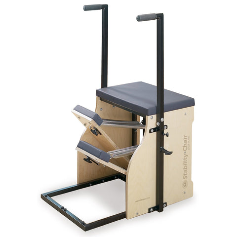 Merrithew Split-Pedal Stability Chair With Handles, Stott Pilates