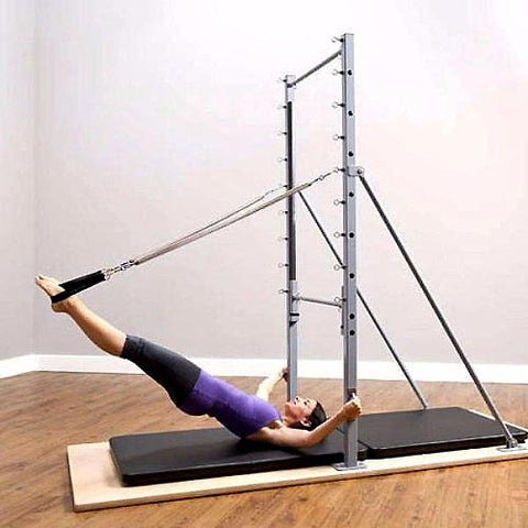 Cadillacs & Towers,Balanced Body,Balanced Body Guillotine Trapeze Tower,[product_sku],Pilates Flex Equipment - Pilates Flex Equipment