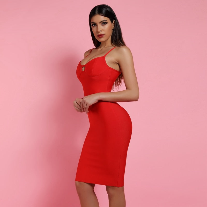 RED DRESS - Revossa