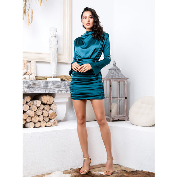 PUFF COLLAR SLEEVE - Revossa