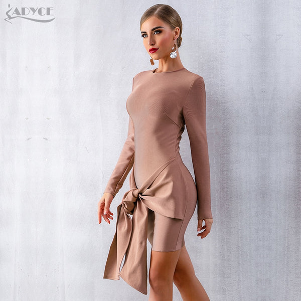 HAZEL MINI DRESS - Revossa