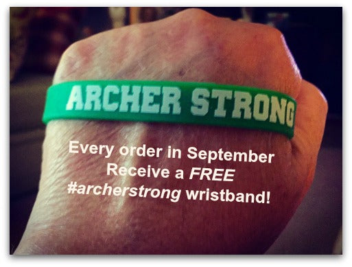 #archerstrong 8.5.17 Then and Now Video