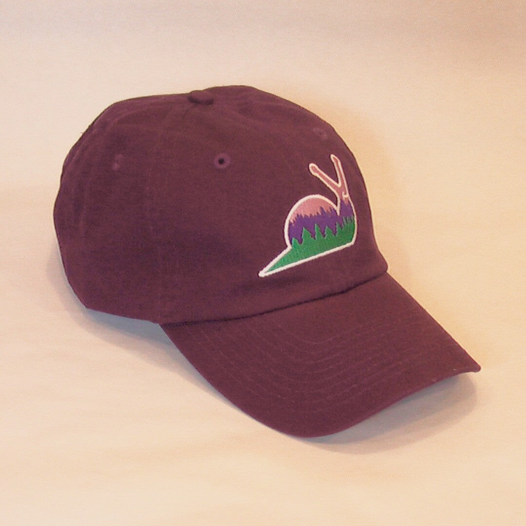 Evergreen OG Logo Relaxed Twill Hat - Purple