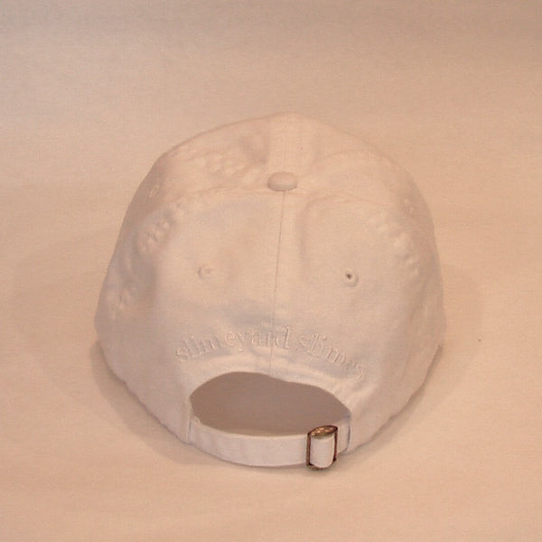 USA OG Logo Relaxed Twill Hat - White