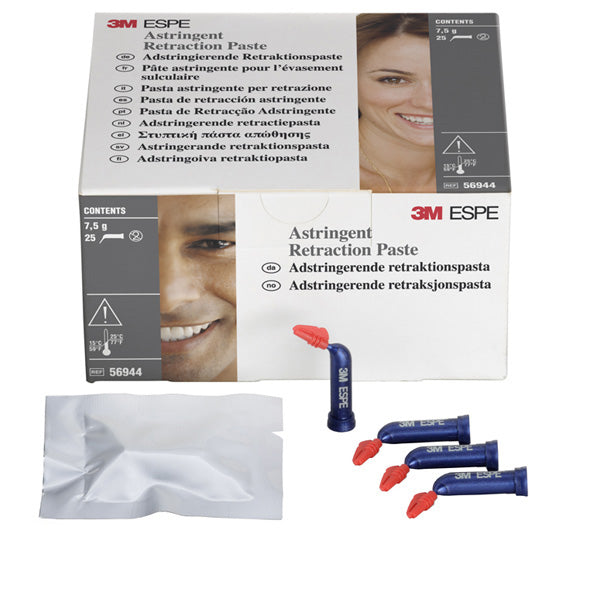 3M ESPE Astringent Retraction Paste Capsule