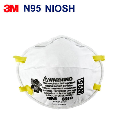 1 Day Handling 3M™ Disposable Respirator 8210 20 pcs