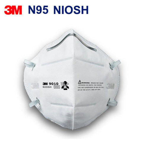 1 Day Handling 3M™ Disposable Particulate Respirator 9010