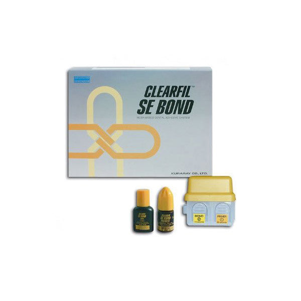 Kuraray Clearfil SE Bond Light-Cure Dental Adhesive System Kit