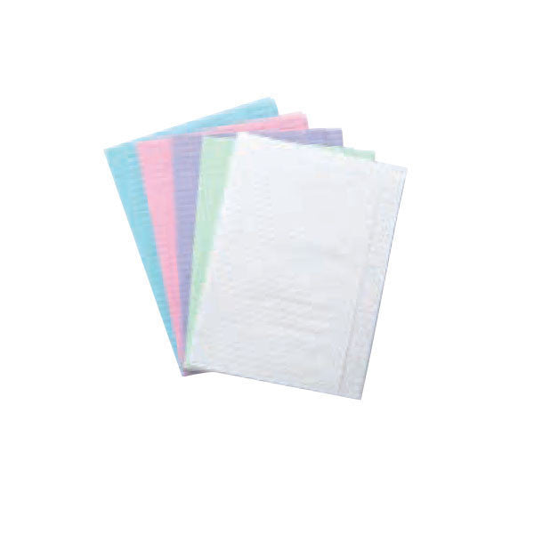 High Quality 3-ply Dental Bib (500 pcs/box)