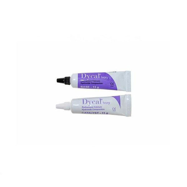 Dentsply Dycal Ivory shade Standard Package  (Pastic Tube)