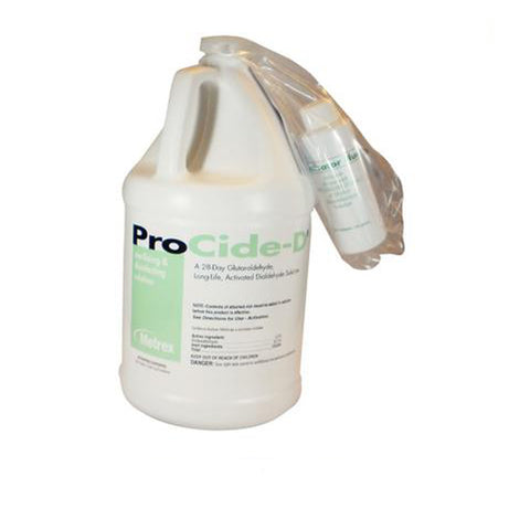 Metrex ProCide D Plus 3.4% Glutaraldehyde Sterilant Solution