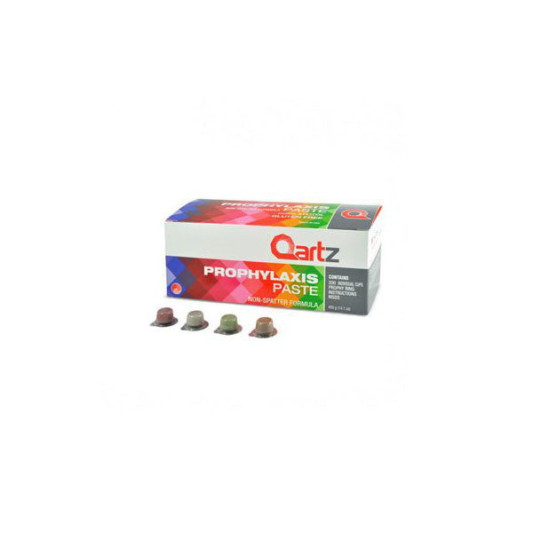 Qartz Prophy Paste with Fluoride (Made in USA)