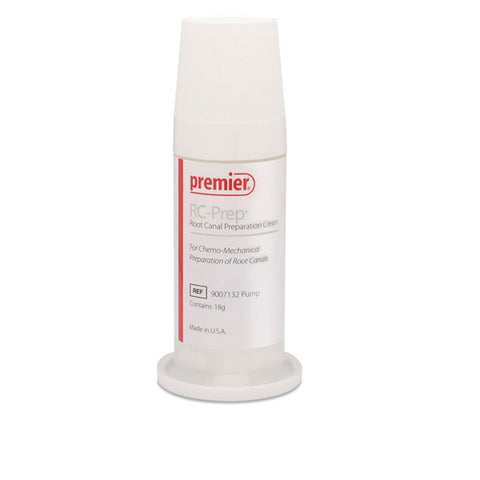 Premier Rc Prep 18 Gm Pump for chemo-mechanical preparation of root canals