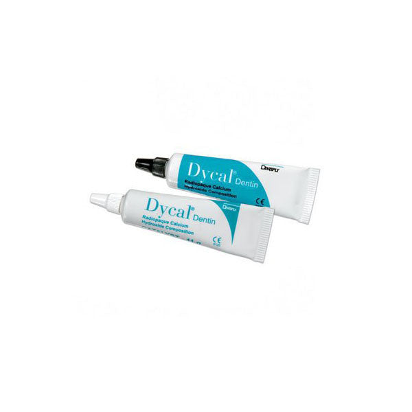 Dentsply Dycal dentin shade Standard Package  (Pastic Tube)
