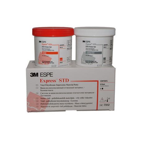 3M Express STD Putty Regular Set (Package Damaged)