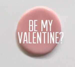 Be My Valentine?