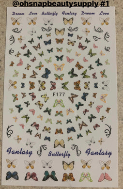 Butterfly Stickers 🦋 (14 styles)