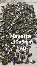 Navette Fancy Foiled