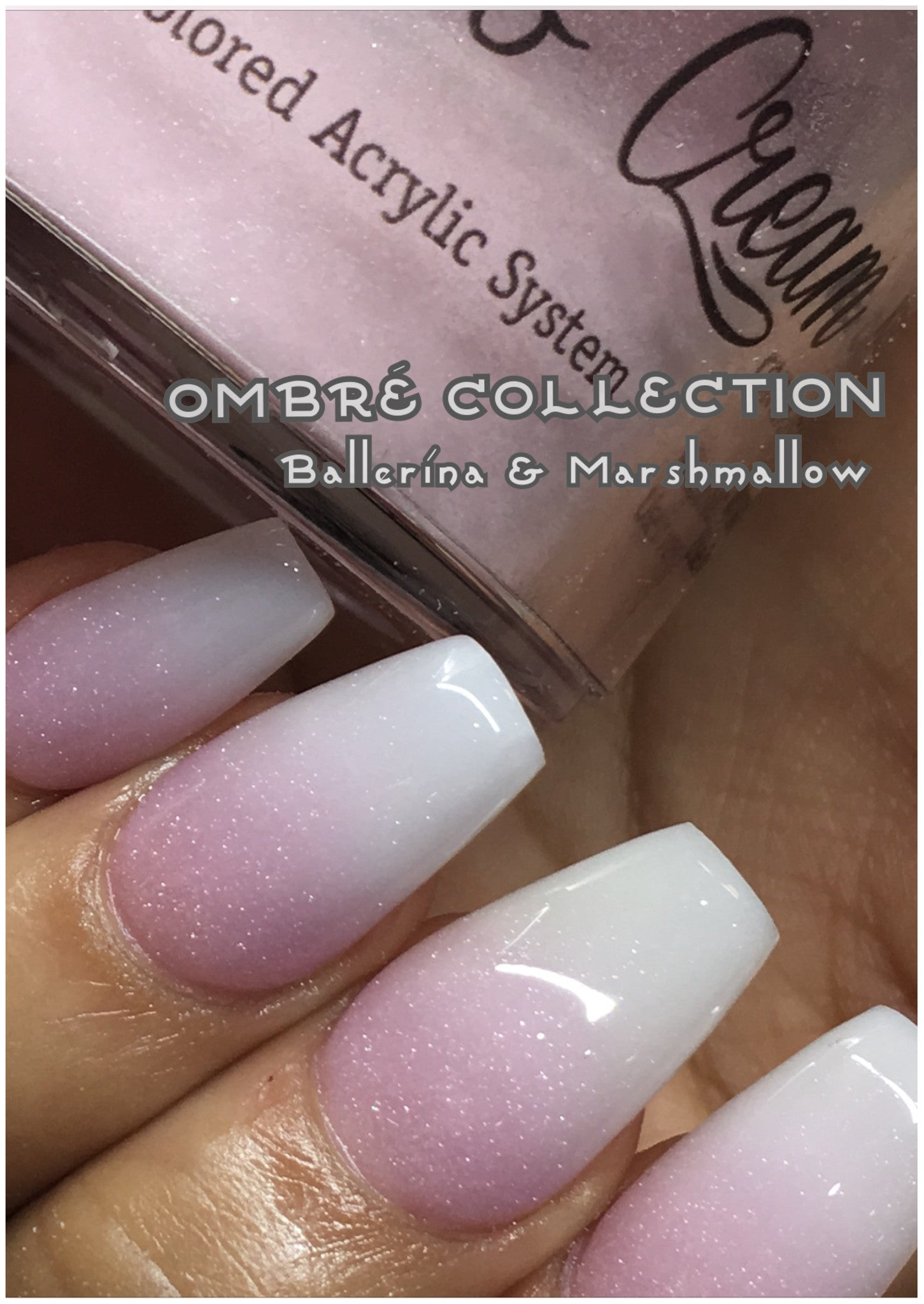 SUGAR & CREAM OMBRE COLLECTION – Oh Snap! Beauty Supply